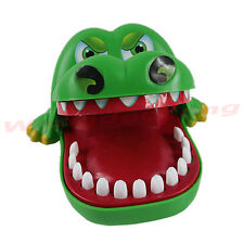 Crocodile Mouth Dentist Bite Finger Game Funny Toy Large Size For Children Adult