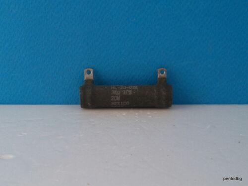 HL-20-02Z NOS VISHAY 1PCS 20W 3 KΩ  10 /%  WIREWOUND POWER RESISTOR  DALE