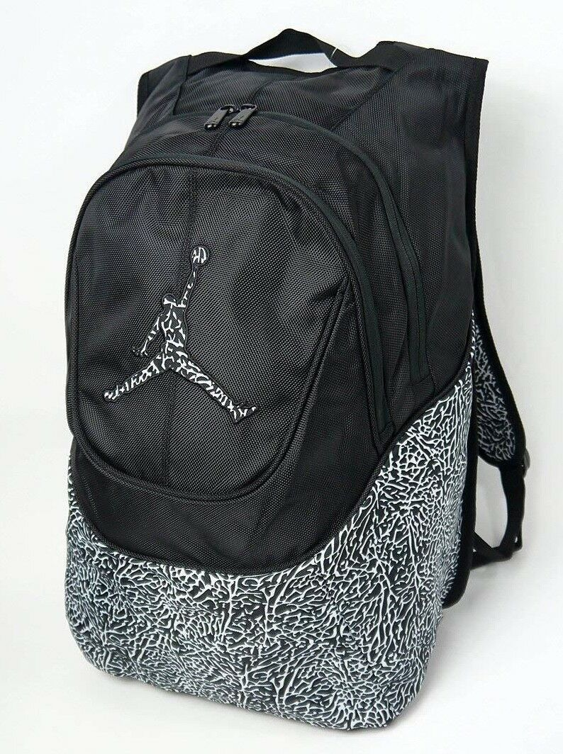 658148aadd1 Black And White Nike Air Backpack | Building Materials Bargain Center