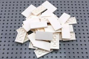TCM-Bricks-White-2x4-Tile-Smooth-Flat-Finishing-X25-Compatible-Parts-amp-Pieces