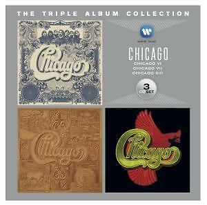 1 von 1 - The Triple Album Collection von Chicago (2012), Neu OVP, 3 CD Set