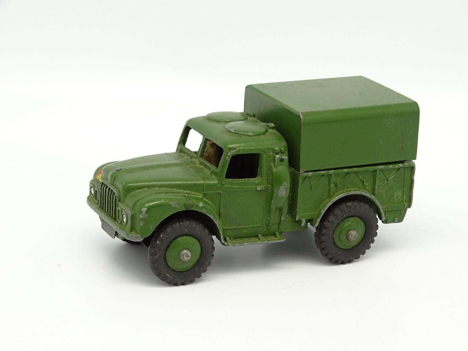 Dinky Spielzeug GB Militär Armee 1 43 - Armee 1 Ton Cargo LKW 641