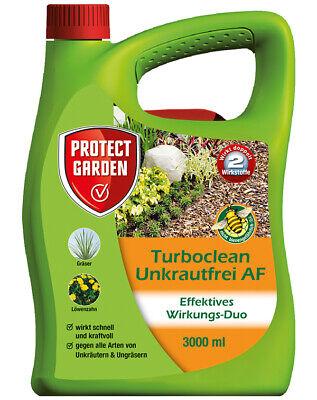 Inventivo Protect Garden Erbacce Libero Turbo Clean 3 Litri- Vivace E Grande Nello Stile