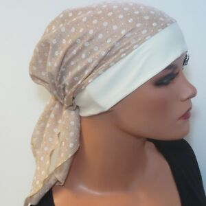 Kopftuchmütze leicht praktisch bequem ideal bei CHEMO - Oberhinkofen, Deutschland - Kopftuchmütze leicht praktisch bequem ideal bei CHEMO - Oberhinkofen, Deutschland