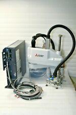 Mitsubishi Rh 6ch6020 1d S11 Industrial Scara Robotampcr751 06chd 0 S11 Controller