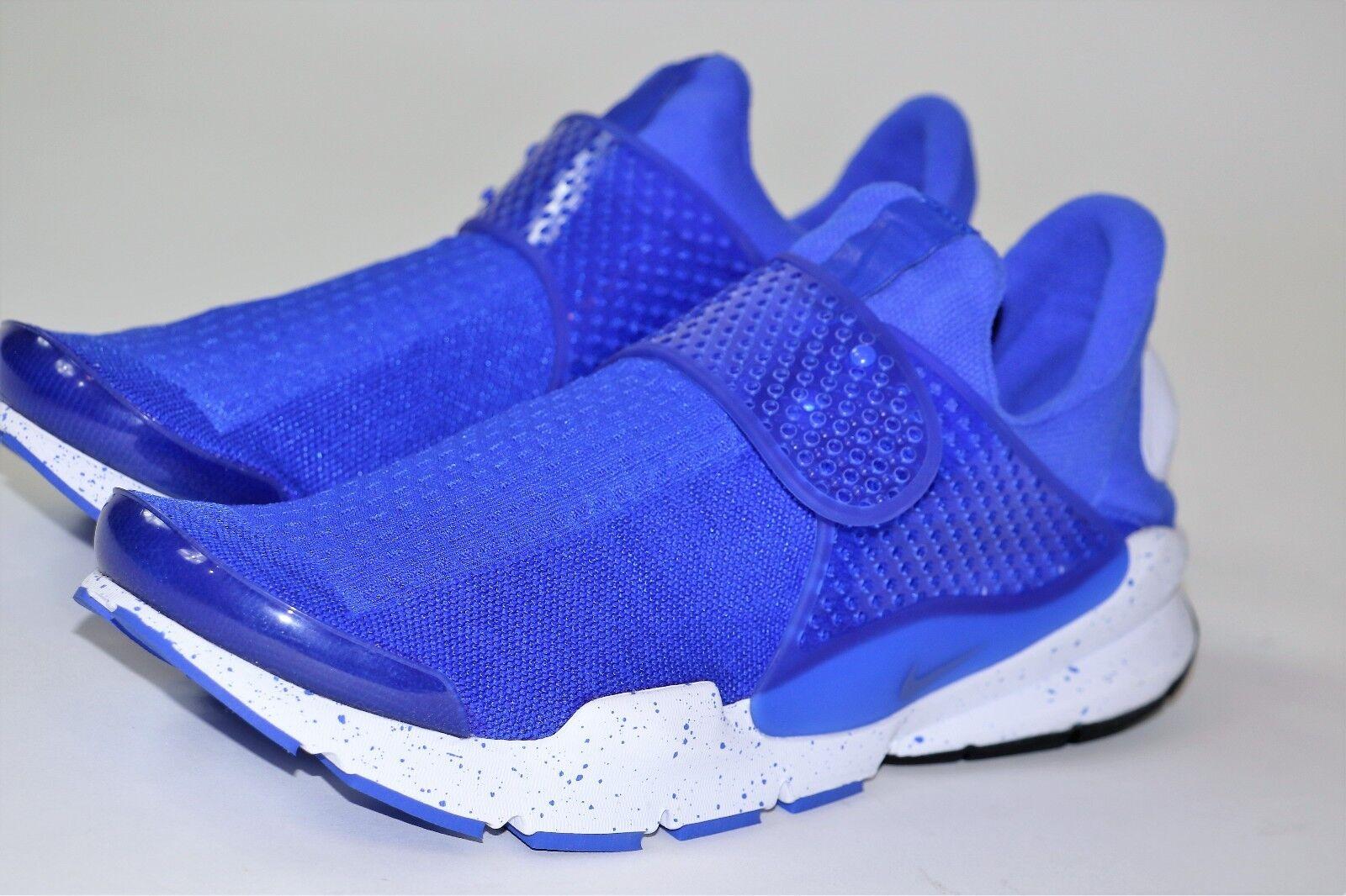 Nike Sock Dart SE Racer azul Men US 11 GOAT HYPEBEAST YEEZY KITH SNKRS