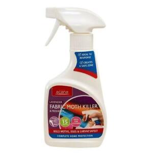 Acana Tissu Moth Killer & Freshener Pour Vêtements-lavande Parfum-afficher Le Titre D'origine