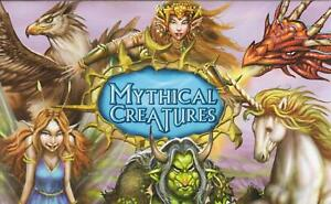2011-AUSTRALIA-MYTHICAL-CREATURES-STAMP-PACK-FAIRIES-UNICORNS-MINT-amp-PERFECT