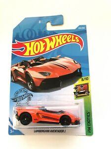 Hot-Wheels-2019-Lamborghini-Aventador-J-223-250-HW-Exotics-8-10-Mattel-fyd74