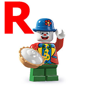 LEGO-MINIFIGURES-SERIE-5-Piccolo-Clown