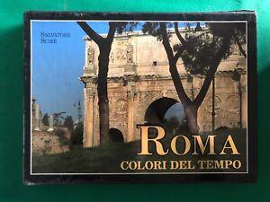 Salvatore-Scire-Roma-colori-del-tempo-1989-Il-Capitello