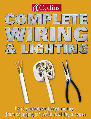 """AS NEW"" Collins Complete Wiring and Lighting, Day, David, Jackson, Albert, Book"