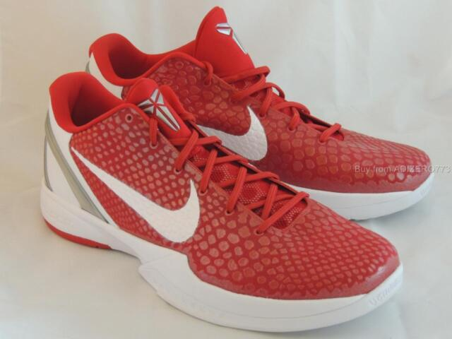 buy popular fde15 a4641 RARE Men s Nike Kobe VI 6 System Men s Basketball Shoes 454142-101 Size 13  US