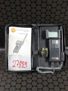 testo-term-610-Thermometer-Hygrometer-27889
