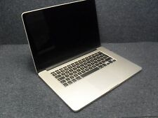 2014 Apple Macbook Pro 15 Retina Display i7 2.2Ghz 16GB 1.5GB Iris GPU (NO SSD)