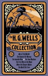 The-H-G-Wells-Collection-by-H-G-Wells-9781784286088-Brand-New