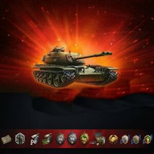 Details about WORLD OF TANKS REFERRAL PROGRAM 2 0 EU, NA OR ASIA SERVER  UNIQUE REWARDS & TANK