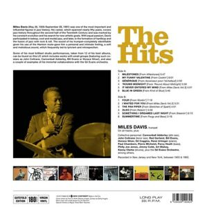 MILES-DAVIS-THE-HITS-VINYL-LP-NEU