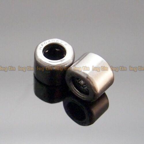 10 PCS HF0406 4x8x6mm One Way Clutch Needle Roller Bearing