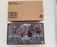 Saint seiya Myth Cloth/Pack Black Cygne + Dragon/Neuf Sealed/Japan Version