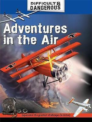 (good)-adventures In The Air (difficult And Dangerous) (paperback)-lewis, Simon-