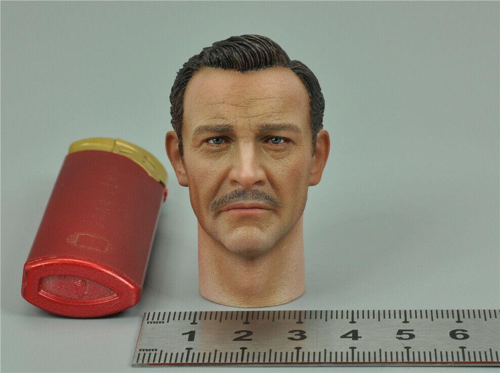 1 6 Escala Escultura de cabeza headsculpt para comandante Roy 12  K80135 DID