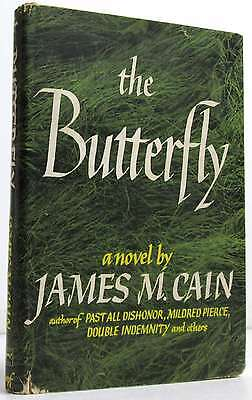 The Butterfly: James M. Cain