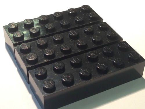 ❤NEW❤ /& Pre-Loved Lego 2456 2X6 Brick SELECT COLOUR//QTY ❤P/&P FREE❤
