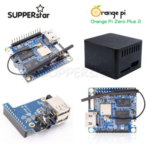 Upgrade Orange Pi Zero Plus 2 H3//H5 Quad-core Bluetooth 512MB DDR3 ASS