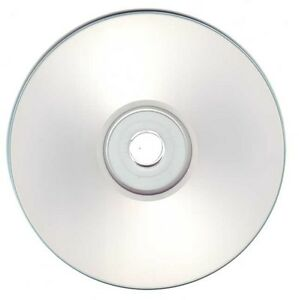 picture relating to Blank Printable Cds called Information and facts in excess of 600 16X Blank DVD-R DVD-R Silver Inkjet HUB Printable Disc Media 4.7GB