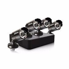 NEW Swann SWDVK-8ALP14-US 8 Channel 960H Compact DVR & 4 650TVL Cameras