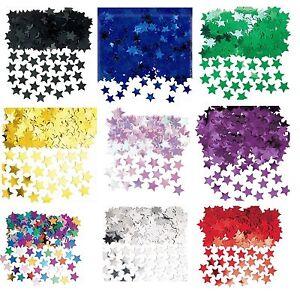 Metalico-Stardust-Estrellas-Confeti-14g-Amscan-San-Valentin-Celebracion