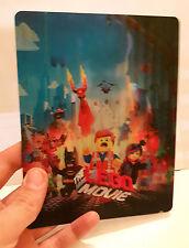 The Lego Movie Magnet 3D lenticular Flip effect for Steelbook