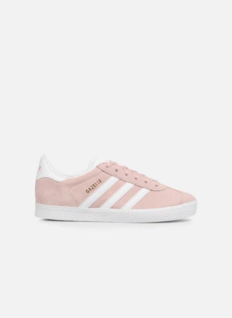 best sneakers ee447 4b367 Bambino Adidas Originals Gazelle C Sneakers Rosa