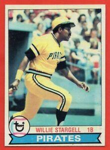 1979-Topps-55-Willie-Stargell-NEAR-MINT-HOF-MVP-Pittsburgh-Pirates-FREE-S-H