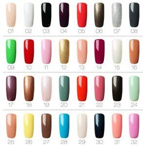 Detalles De Hot Gel Uv 36 Colores Esmalte De Uñas Gel Semi Permanente Ver Título Original