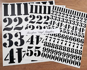 1-034-25mm-2-034-50mm-3-034-75mm-SELF-ADHESIVE-VINYL-STENCIL-NUMBERS-STICKERS-DECALS