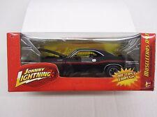 1970 Dodge Challenger  R/T Black Diecast 1:24 scale Johnny Lightning