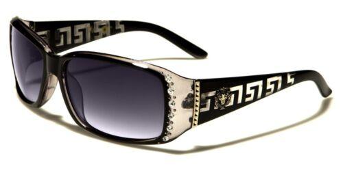 KLEO lunettes de soleil femme strass-LH3094RH