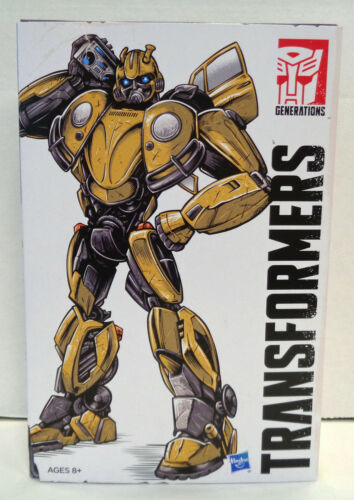 2018 Hasbro New Transformers: Studio Series Bumblebee Vol 2 Retro Pop Highway