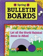 Bulletin Boards -- Spring Seasonal Bulletin Boards
