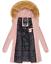 Marikoo-karmaa-senora-invierno-chaqueta-chaqueta-Parka-abrigo-forro-calido miniatura 8
