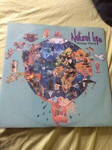 Natural Life Strange World 12034 Inch Single 45rpm Vinyl - London, United Kingdom - Natural Life Strange World 12034 Inch Single 45rpm Vinyl - London, United Kingdom