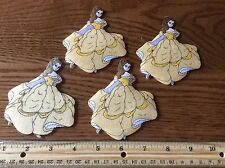 Disney Princess Beauty and the Beast BELLE  Appliques