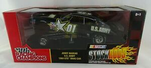 1-18-Ertl-Racing-Champions-76332-1969-GTO-Drag-Car-U-S-Army-Jerry-Nadeau-1-RAR