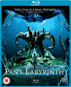 Blu-Ray-PANS-LABYRINTH-Guillermo-del-Toro-New-sealed
