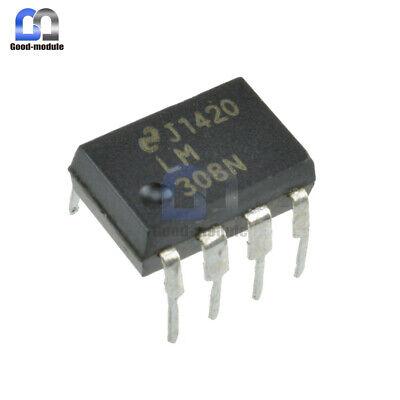 20pcs LM308N LM308 308N Operational Amplifiers DIP-8 NS