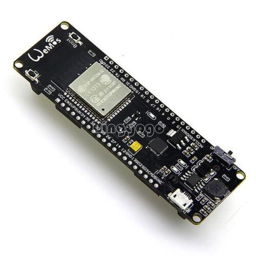 ESP32 WEMOS WiFi and Bluetooth Battery Development Tool AP STA AP /& STA for Lua