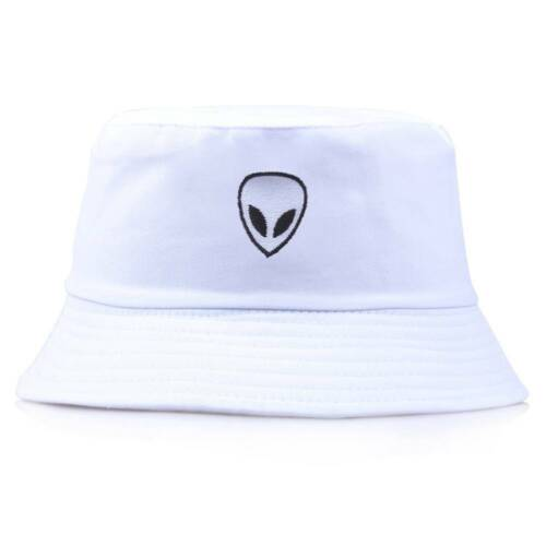 Alien Bucket Hat Unisex Bob Caps Hip Hop Gorros Men Women Caps 2020 New