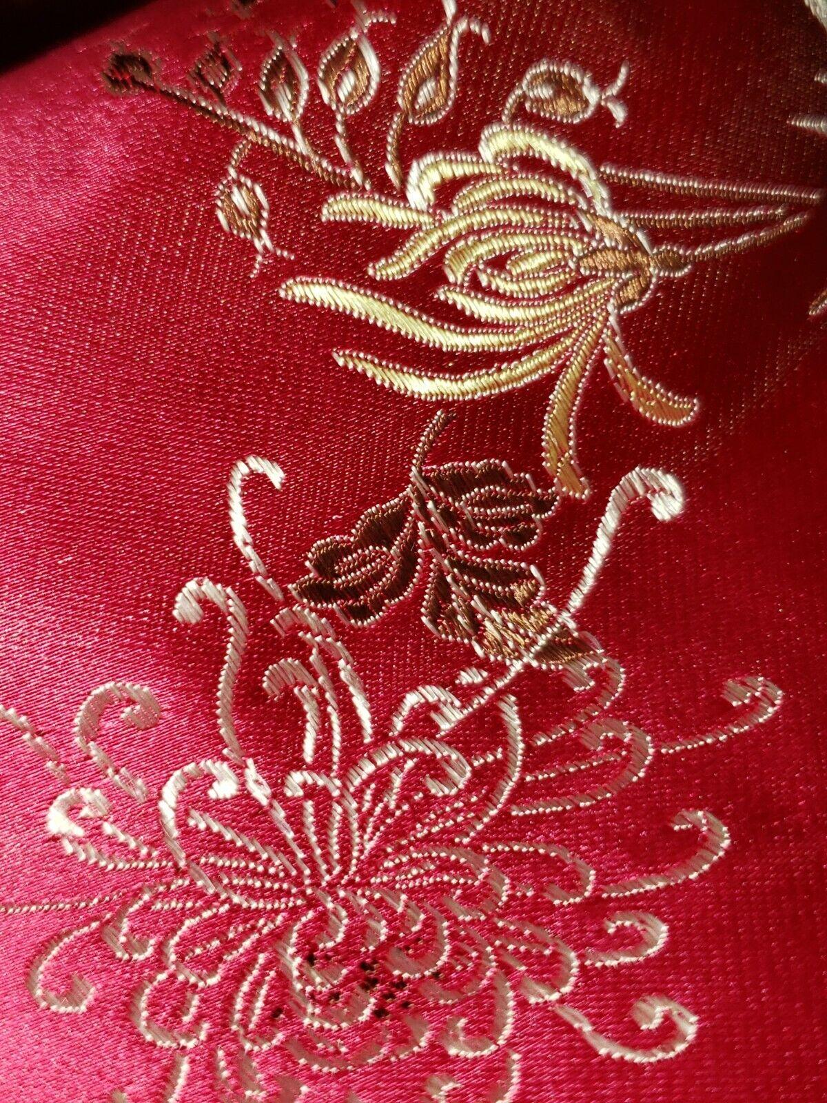 Qipao Long Sleeve Top Brocade - image 11